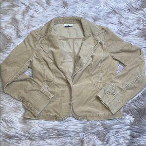 🦋 LOFT Corduroy Jacket size Large